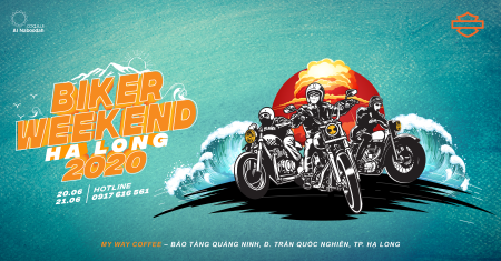 Ha Long Biker Weekend 2020 - 20 & 21.06.2020
