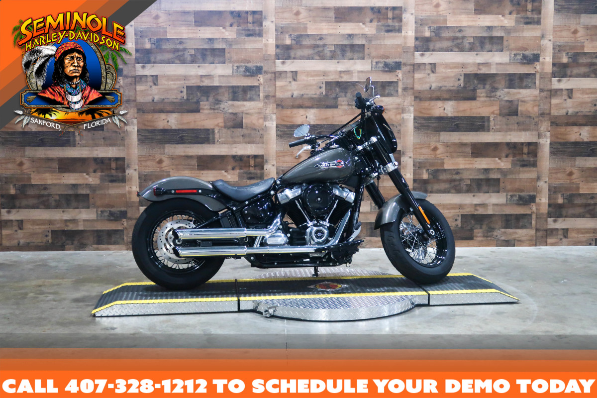 FLSL 2019 Softail Slim