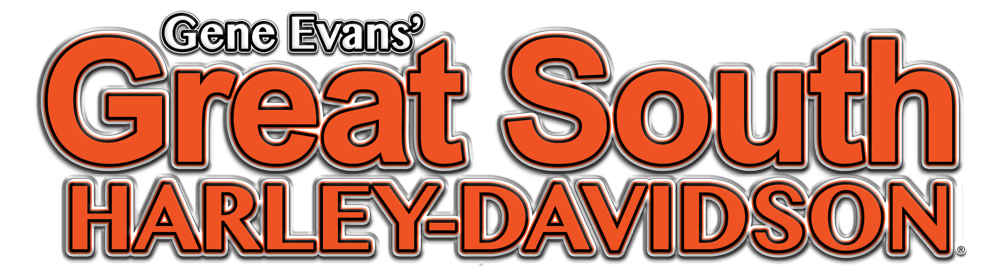 Great South Harley-Davidson® logo