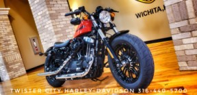 2020 Harley-Davidson® Forty-Eight® : XL1200X for sale near Wichita, KS thumb 1
