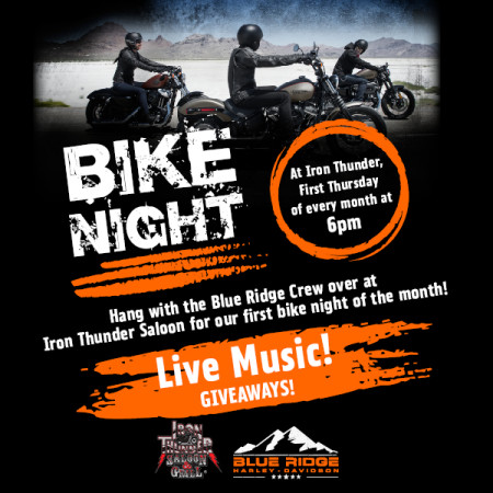 Iron Thunder Bike Night