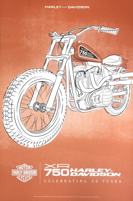 Ride into Hale's Harley-Davidson for a FREE POSTER