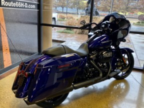 Zephyr Blue/Black Sunglo 2020 Harley-Davidson® Road Glide® Special thumb 1