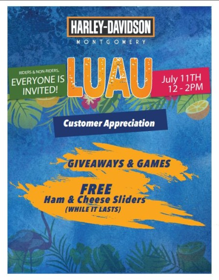 Luau Grill and Chill