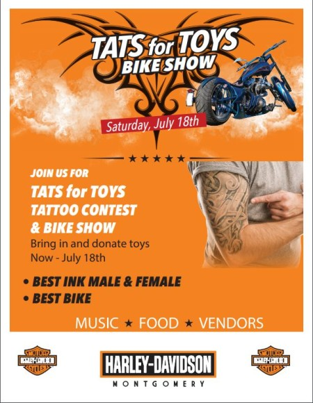 Tats for Toys
