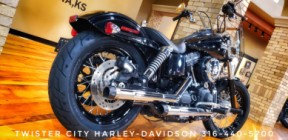2017 Harley-Davidson® Street Bob® : FXDB for sale near Wichita, KS thumb 0
