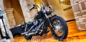 2017 Harley-Davidson® Street Bob® : FXDB for sale near Wichita, KS thumb 1