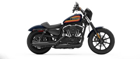 2020 Harley-Davidson Iron 1200 near Tulsa OK offers several options