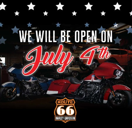Open the 4th of July!