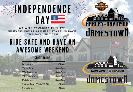 Have a Safe and fun filled 4th of July