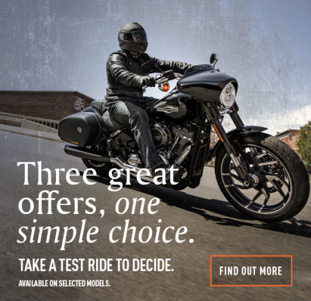 Three great offers, one simple choice