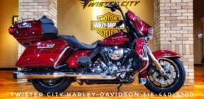 2016 Harley-Davidson® Ultra Limited : FLHTK for sale near Wichita, KS thumb 2