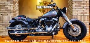 2017 Harley-Davidson® Softail Slim® : FLS for sale near Wichita, KS thumb 2