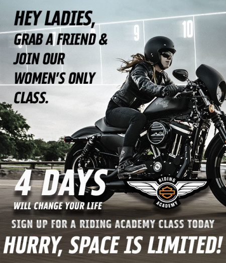 Womens Only Riding Academy