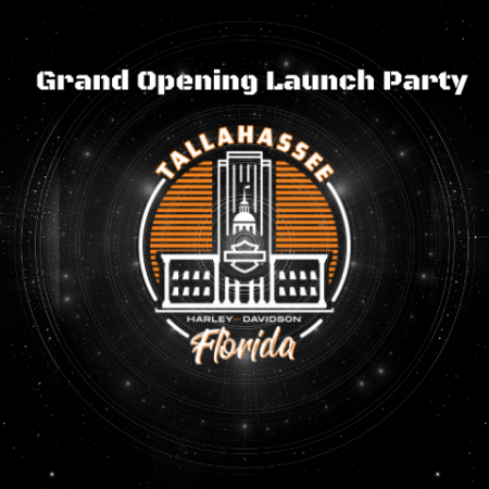 Grand Opening Launch Party --- Sister Store -- Tallahasssee Harley-Davidson