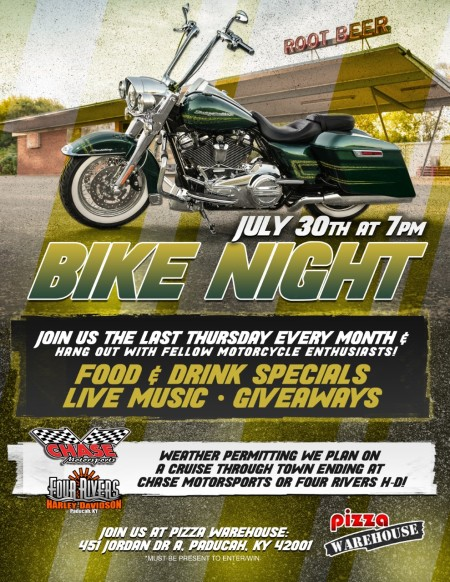 Bike Night & Cruise