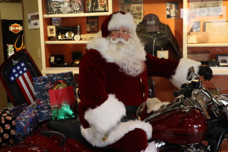 6th Annual Christmas in July -- Proceeds Benefit Bikers On Parade