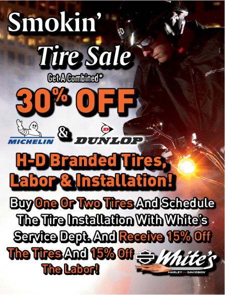 Smokin' Tire Sale