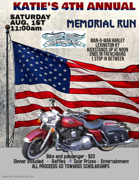 4th Annual Bikers Against Bullies Memorial Run