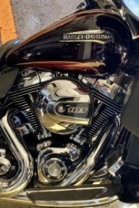 Mysterious Red/Blackened Cayenne 2014 Harley-Davidson® Electra Glide® Ultra Classic® thumb 2