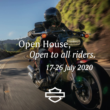Open House Richco Harley-Davidson