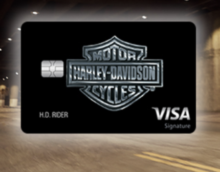 H-D® VISA Just Became the Most Valuable thing in your Chain Wallet.