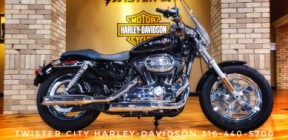 2015 Harley-Davidson® 1200 Custom : XL1200C for sale near Wichita, KS thumb 2