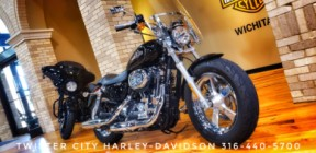 2015 Harley-Davidson® 1200 Custom : XL1200C for sale near Wichita, KS thumb 1