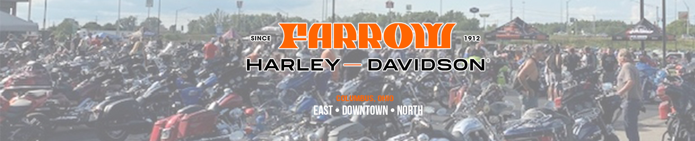 Farrow Harley-Davidson® Events