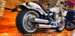 2018 Harley-Davidson® Fat Boy® : FLFB for sale near Wichita, KS thumb 0