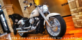 2018 Harley-Davidson® Fat Boy® : FLFB for sale near Wichita, KS thumb 1