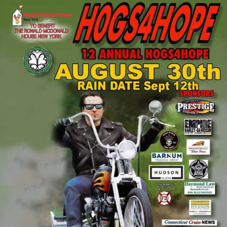 The 12th Annual Hogs for Hope: Falls to River Run