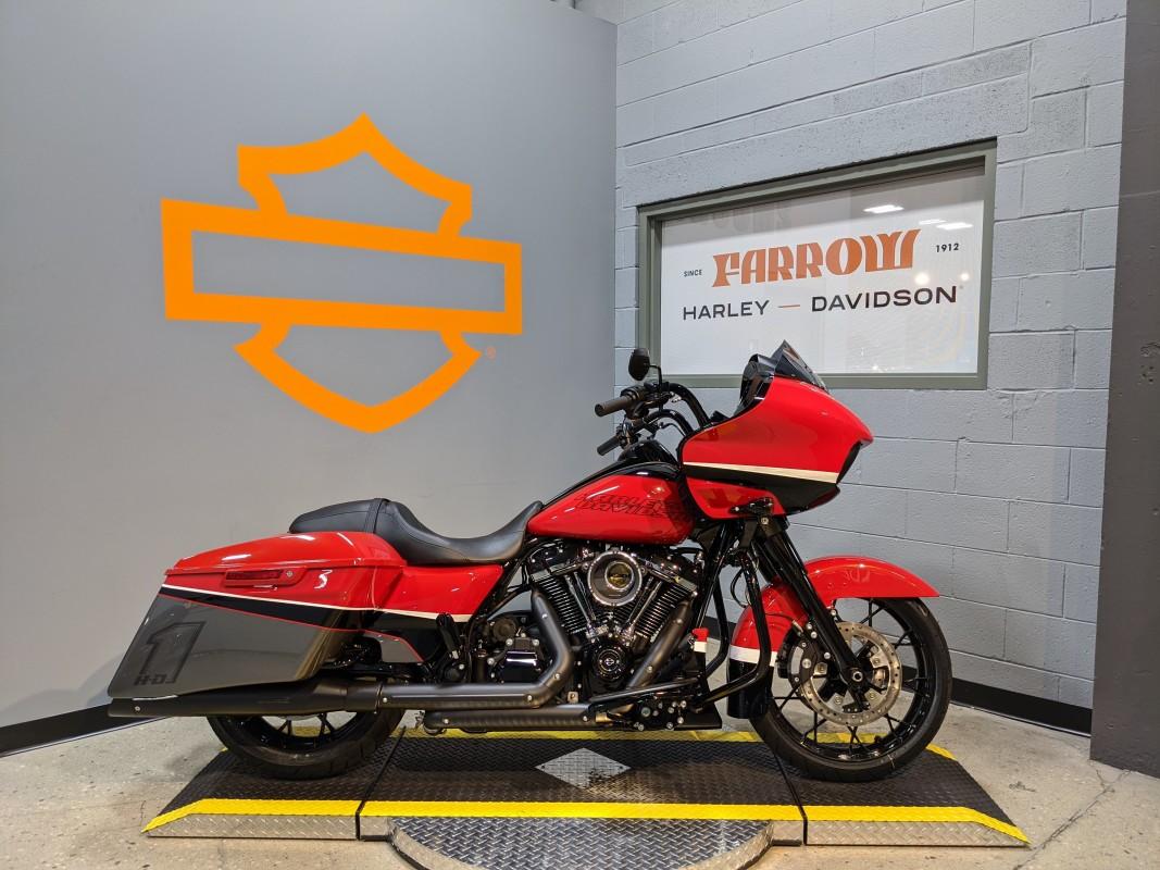 2020 Harley-Davidson Road Glide Special Mayhem Limited Series Paint Set