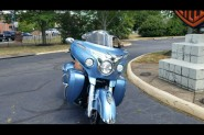 2016 Indian Roadmaster in Blue Diamond