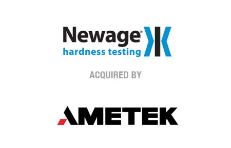 Newage Testing Instruments Acquired by Ametek