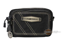 Harley-Davidson® Taupe Rally 3-IN-1 Waistpack - Purse & Hip Bag