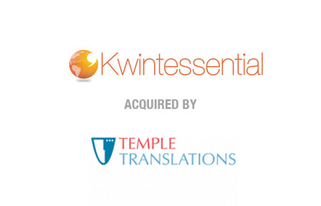 Kwintessential Limited Acquired by Temple Translations Ltd