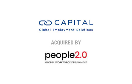 Capital GES Acquired by People2.0