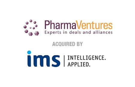 PHARMA VENTURES LIMITED Acquired by IMS