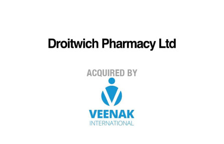 Droitwich Pharmacy Limited Acquired by MSA Global Limited