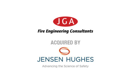 JGA Fire Engineering Acquired by Jensen Hughes