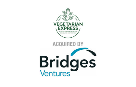 Vegetarian Express Acquired by Bridges Ventures llp