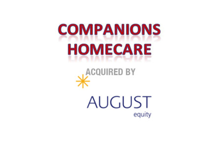 Companions Homecare Acquired by August Private Equity