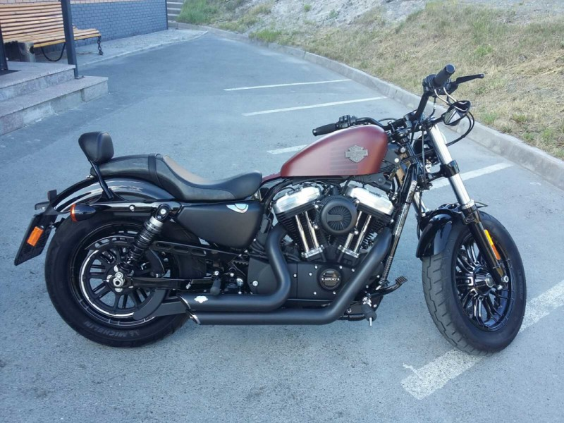Harley-Davidson Sportster Forty-Eight XL1200X