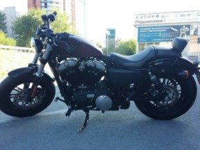Harley-Davidson Sportster Forty-Eight XL1200X thumb 3