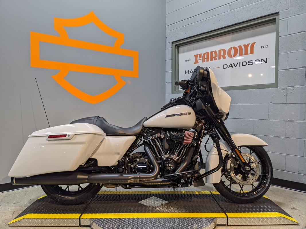 2020 Harley-Davidson® Street Glide® Special STAGE 1 PERFORMANCE!