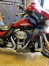 Ember Red Sunglo/Merlot Sunglo 2013 Harley-Davidson® Electra Glide® Ultra Limited FLHTK thumb 2