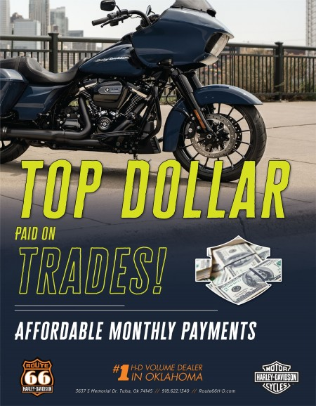Top Dollar Paid On Trades