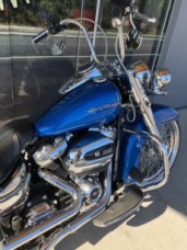 FLDE softail deluxe thumb 2