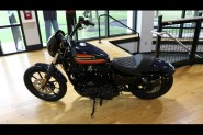 Used Low Mileage 2020 Harley-Davidson® Sportster Iron 1200 XL1200NS